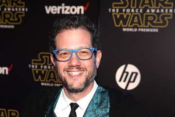 Michael Giacchino Premiere of 'Star Wars: The Force Awakens' - Red Carpet