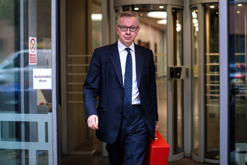 Michael Gove European Best Pictures Of The Day - November 16, 2018