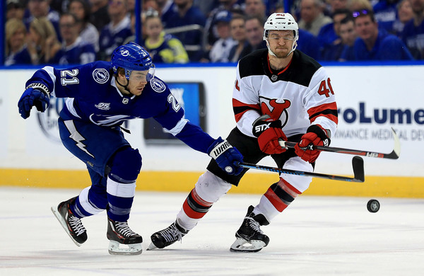 New Jersey Devils vs. Tampa Bay Lightning - Game Two