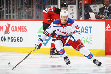 Michael Grabner New York Rangers v New Jersey Devils