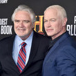 Michael Harney Premiere For History Channel's 'Project Blue Book' - Red Carpet