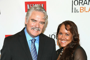 Michael Harney with Wife