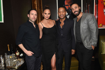 Michael Herman MATERIAL GOOD Celebrates 1st Anniversary With Chrissy Teigen & John Legend