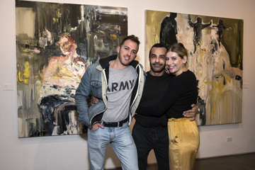 Michael Hoffman Michael Angel's 'Maps And Stacks' Presented By Gobbi Fine Art, New York City
