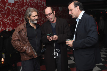 Michael Imperioli Nick Sandow 'The Wannabe' New York Premiere - After Party