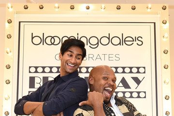 Michael James Scott Michael Maliakel Bloomingdale's Celebrates New York City With Opening Night At Bloomingdale's 59th Street Event