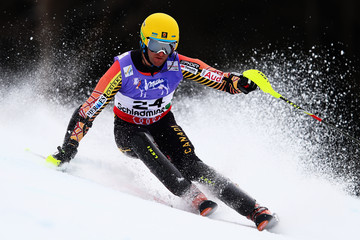 Michael Janyk Men's Slalom - Alpine FIS Ski World Championships