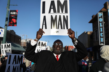 Michael Jenkins Memphis Marks 50th Anniversary Of Martin Luther King Jr's Assassination