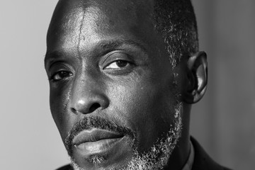 Michael K Williams Celebrities Get Ready For The 2021 Critics Choice Awards