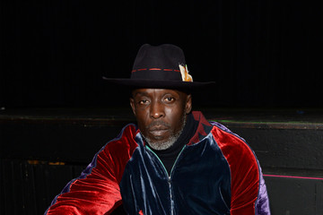 Michael K Williams Ovadia & Sons - Front Row - February 2018 - New York Fashion Week: Mens'