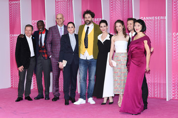 Michael Kenneth Williams Closing Ceremony And 'Safe' Pink Carpet Arrivals - The 1st Cannes International Series Festival