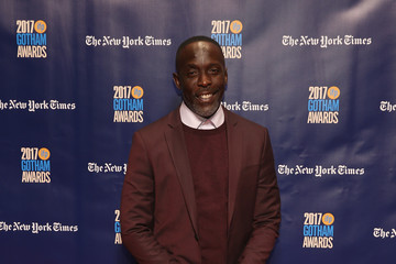 Michael Kenneth Williams Greater Ft. Lauderdale Tourism Sponsors 2017 Gotham Awards