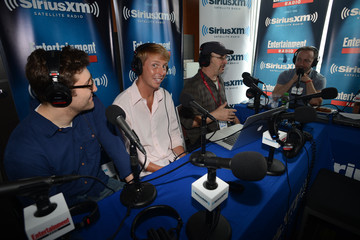 Michael Koman SiriusXM Broadcasts from Comic-Con