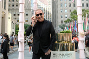 Michael Kors & Gigi Hadid Bring Fantasy Island To NYC For The Launch Of The Latest Wonderlust Fragrance Campaign