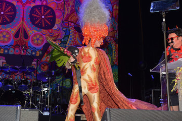 Michael Kors Bette Midler's Annual Hulaween Party Celebrates New York Restoration Project's 20th Anniversary - Inside