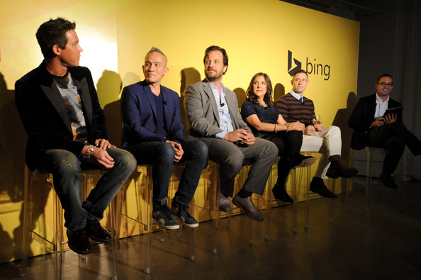 NYC Bing Redesign Panel