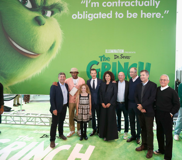 """Dr. Seuss' The Grinch"" New York Premiere"