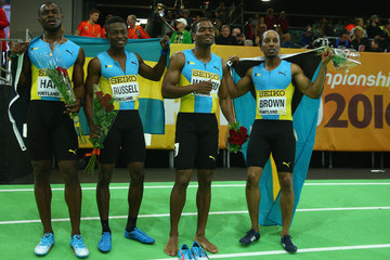 Michael Mathieu IAAF World Indoor Championships - Day 4
