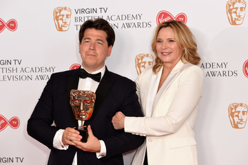 Michael McIntyre Virgin TV BAFTA Television Awards - Winner's Room