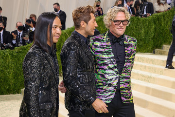 Michael Mente The 2021 Met Gala Celebrating In America: A Lexicon Of Fashion - Arrivals