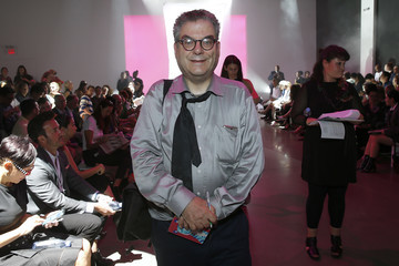 Michael Musto RISD - Front Row - September 2019 - New York Fashion Week: The Shows