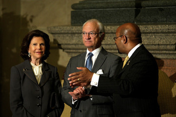 Michael Nutter The Swedish Royal Family Visits Philadelphia City Hall