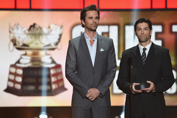 Michael Peca Inside the NHL Awards