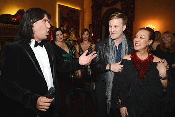 Michael Peer Sue Wong Fall 2013 Great Gatsby Collection Unveiling And Birthday Celebration
