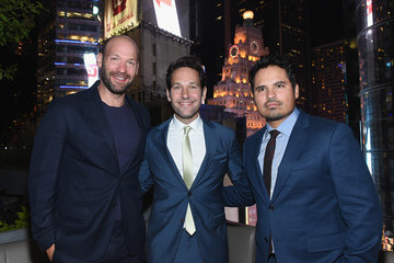 Michael Pena The Cinema Society And Audi Host A Acreening of Marvel's 'Ant-Man' - After Party