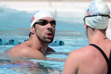 Michael Phelps Arena Grand Prix at Mesa: Day 1