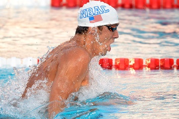 Michael Phelps 2014 Phillips 66 USA National Championships: Day 1