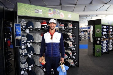 Michael Phelps Previews - 42nd Ryder Cup 2018