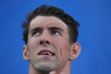 Michael Phelps 2015 Phillips 66 Swimming National Championships - Day 2