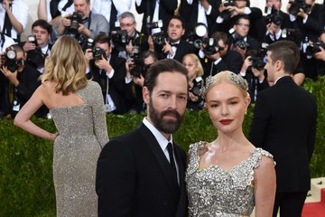 Michael Polish 'Manus x Machina: Fashion in an Age of Technology' Costume Institute Gala