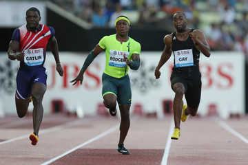 Michael Rodgers Athletissima Lausanne - IAAF Diamond League