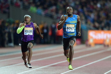 Michael Rodgers Sainsbury's Anniversary Games - IAAF Diamond League 2015: Day One