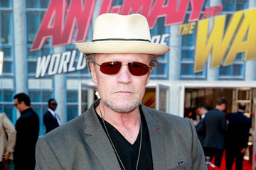 Michael Rooker Premiere Of Disney And Marvel's 'Ant-Man And The Wasp' - Red Carpet