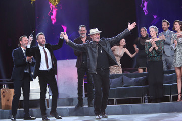 Michael Rooker 'The Walking Dead' 100th Premiere and Party