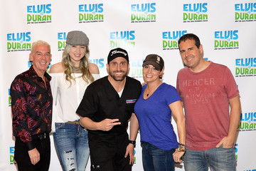 Michael Salzhauer Dr. Miami Visits 'The Elvis Duran Z100 Morning Show'
