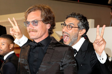 Michael Shannon Instant View - The 71st Annual Cannes Film Festival