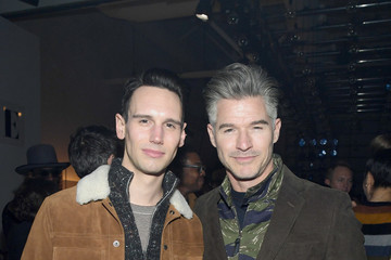 Michael Smith Todd Snyder - Front Row - February 2018 - New York Fashion Week: Mens'