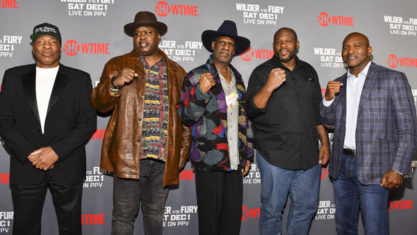 Heavyweight Championship Of The World 'Wilder vs. Fury' Premiere - Arrivals