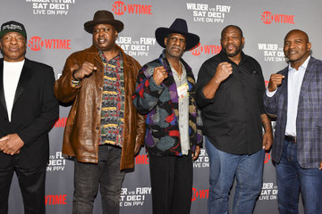 Michael Spinks Heavyweight Championship Of The World 'Wilder vs. Fury' Premiere - Arrivals