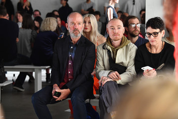 Michael Stipe Creatures of the Wind - Front Row - September 2017 - New York Fashion Week: The Shows
