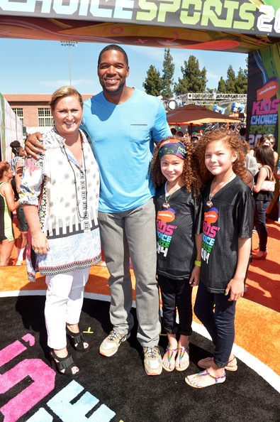 How Many Kids Does Michael Strahan