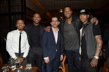 Michael Strahan SHOWTIME VIP Post-Fight Dinner For 'Mayweather VS Pacquiao' at Craftsteak