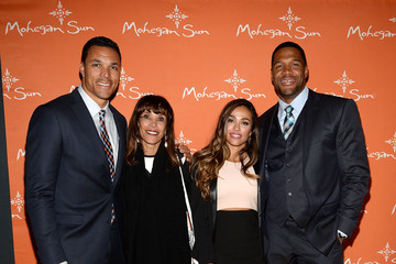 Michael Strahan 2015 Tribeca/ESPN Sports Film Festival Gala After Party