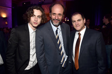 Michael Stuhlbarg Luca Guadagnino AFI FEST 2017 Presented by Audi - Screening of 'Call Me By Your Name' - After Party