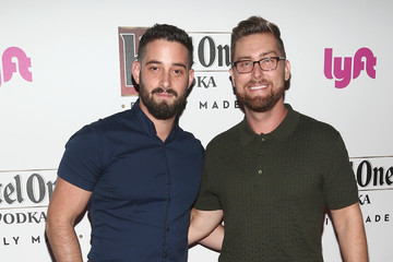 Michael Turchin Ketel One Family-Made Vodka Celebrates 'Queer Eye' Cast At Pre-Emmy Party - Arrivals