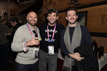 Michael Urie Outfest Queer Brunch At Sundance